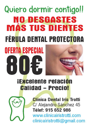 Férula Dental